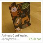 Animals Wallet