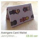 Avengers Wallet