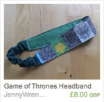Game of Thrones Headband